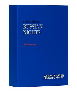Russian Nights Rubber Incense