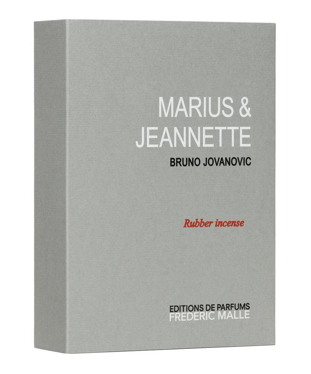 MARIUS AND JEANETTE RUBBER INCENSE