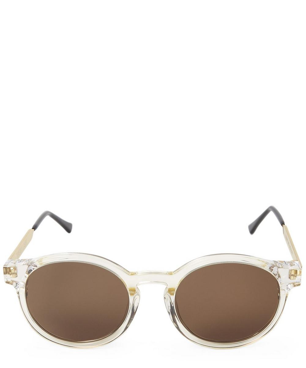 ce58898e07c Thierry Lasry Silent 995 Sunglasses In White