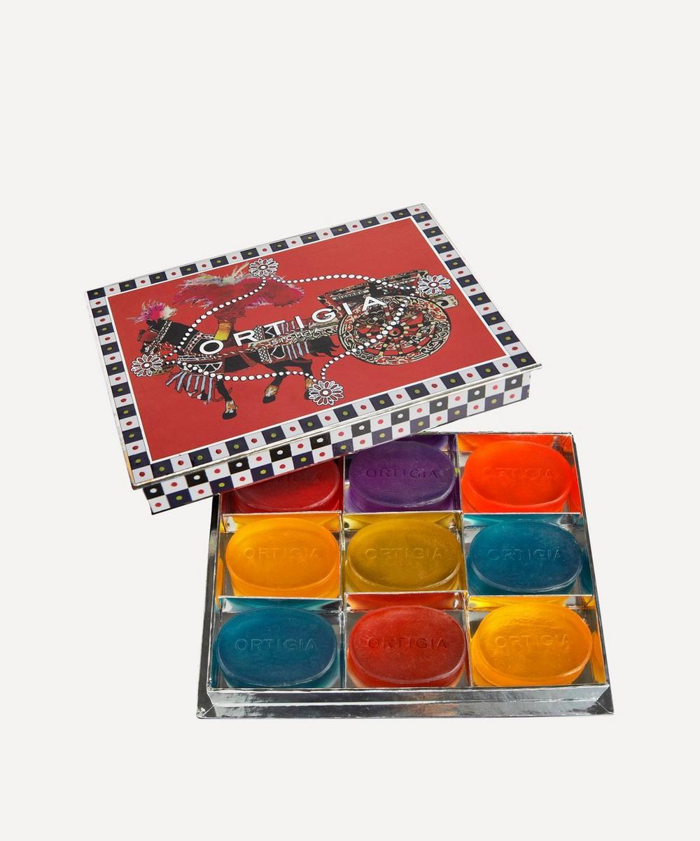 Ortigia - Assorted Glycerine Soap Set