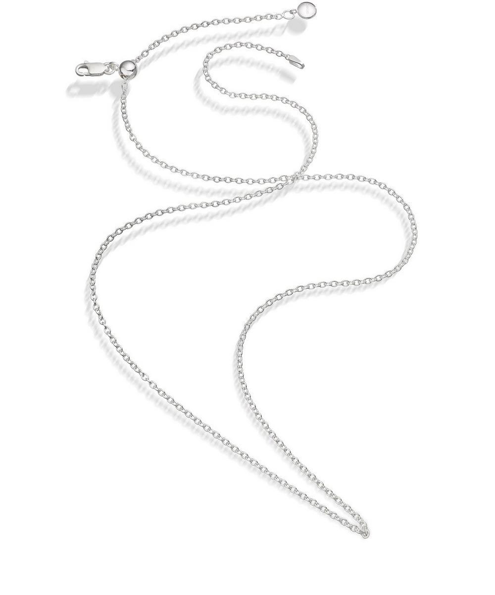 Silver Medium Rolo Chain