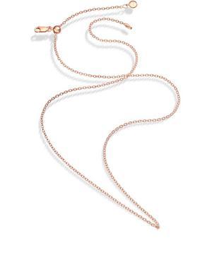 Rose Gold Vermeil Medium Rolo Chain