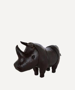 Small Leather Rhino