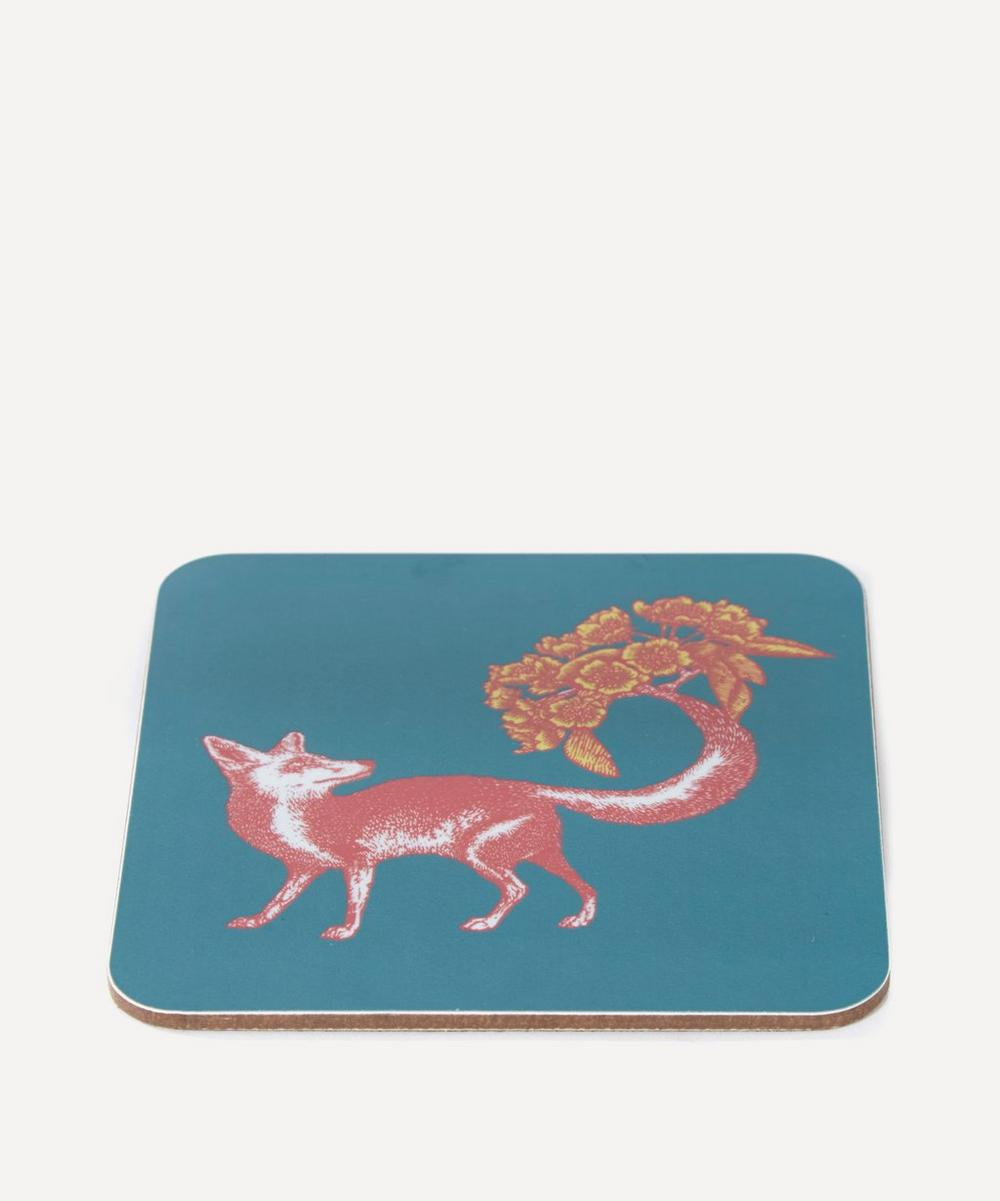 Puddin' Head Fox Coaster