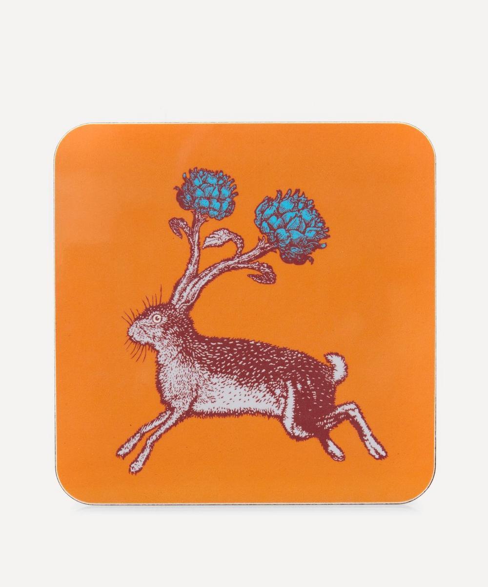 Avenida Home - Puddin' Head Hare Coaster