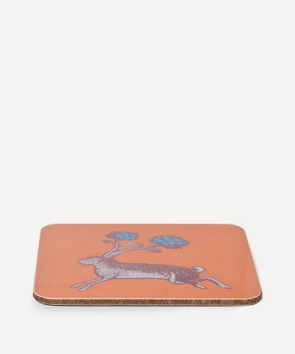 Puddin' Head Hare Coaster