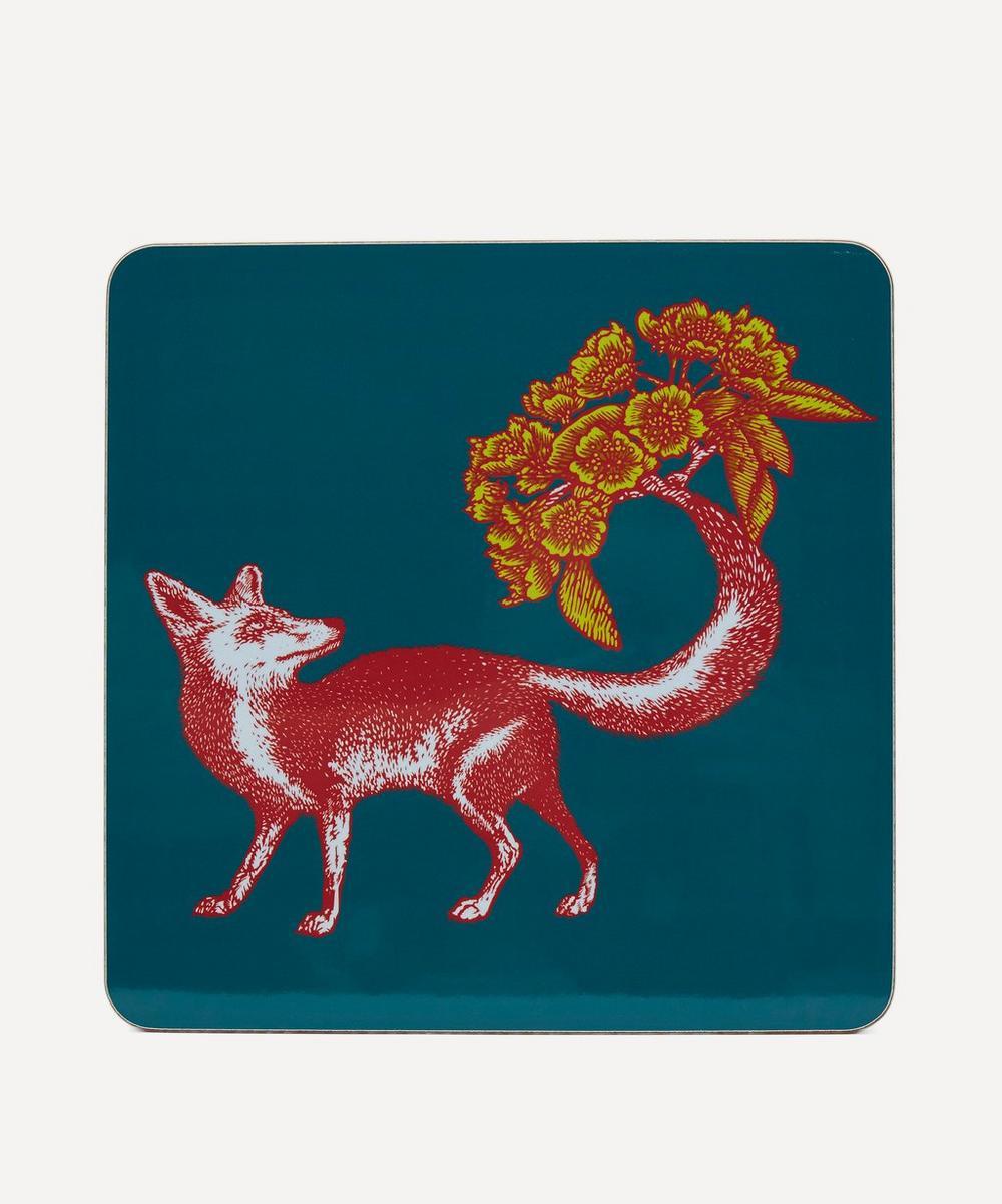 Avenida Home - Puddin' Head Fox Placemat
