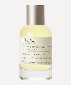 Lys 41 Eau de Parfum 50ml
