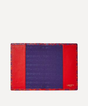 Passport Holder in Iphis Canvas