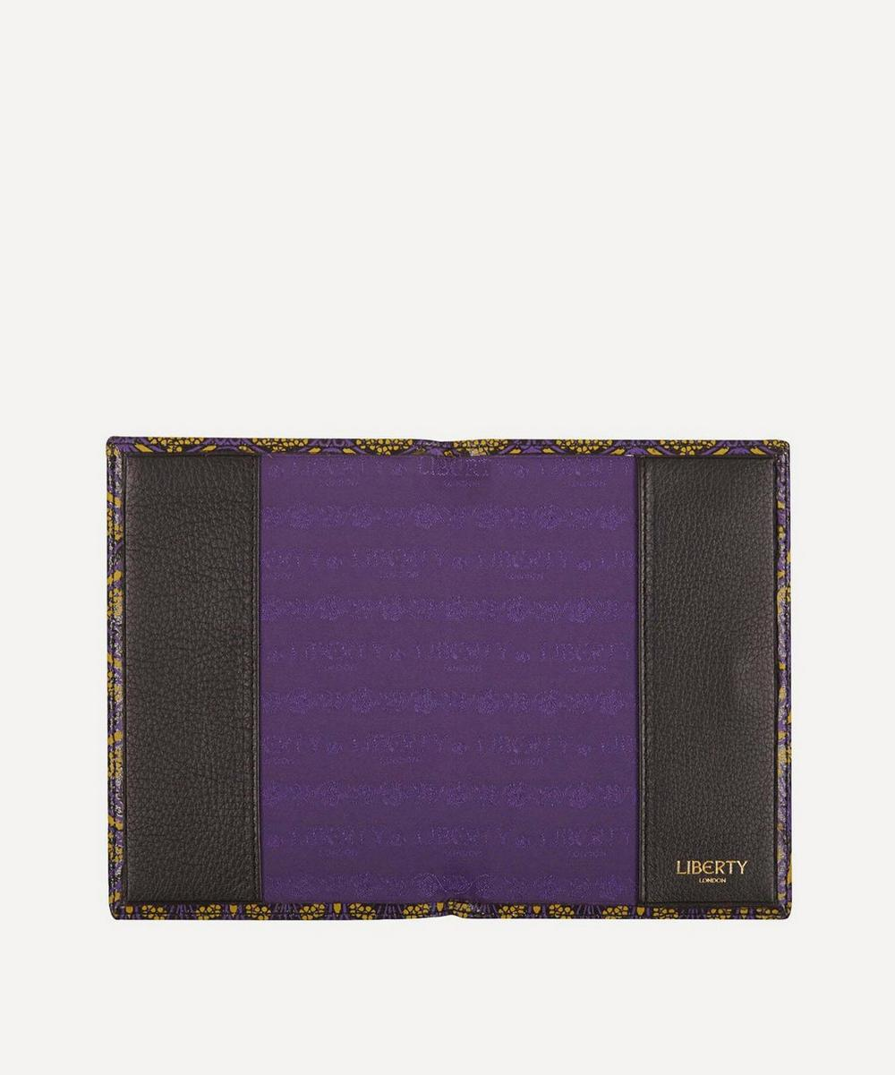 Passport Holder in Iphis Canvas