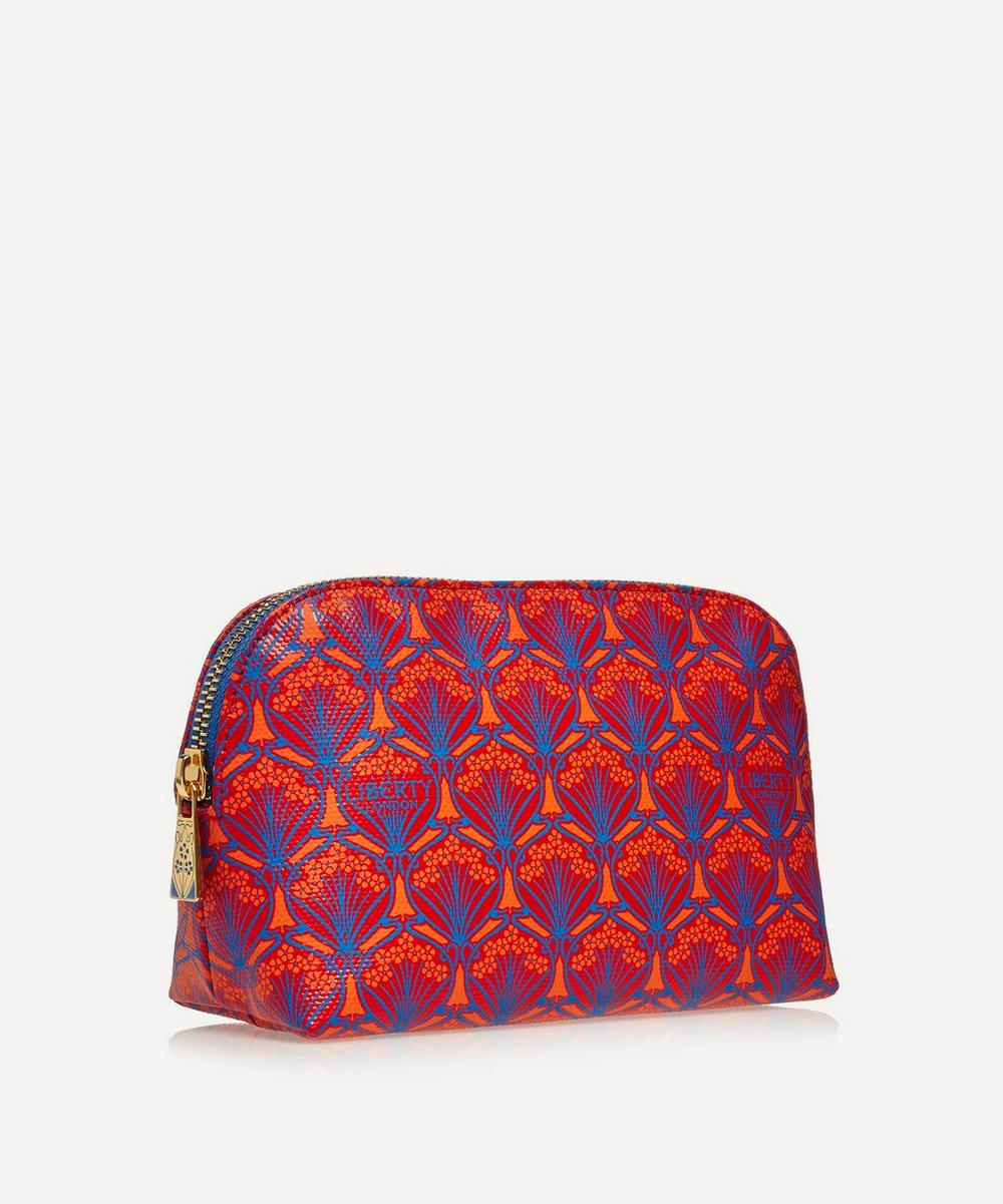 Makeup Bag in Iphis Canvas