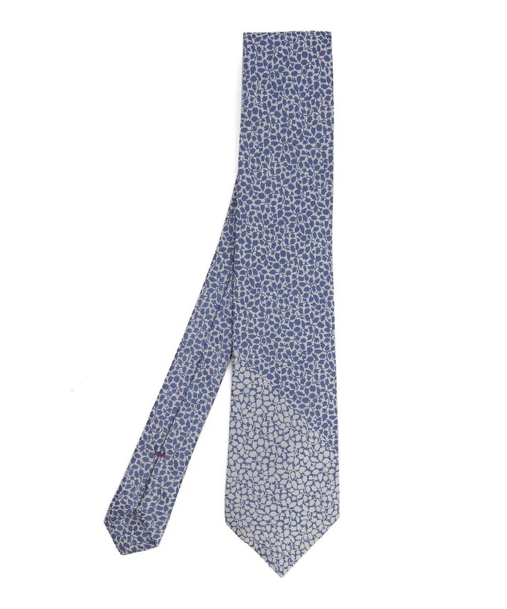Glenjade Silk Tie in Grey