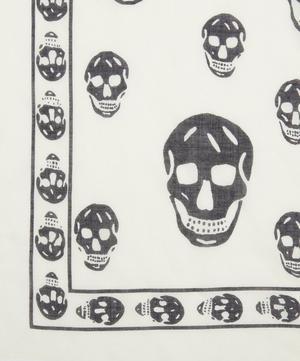 Skull Pashmina