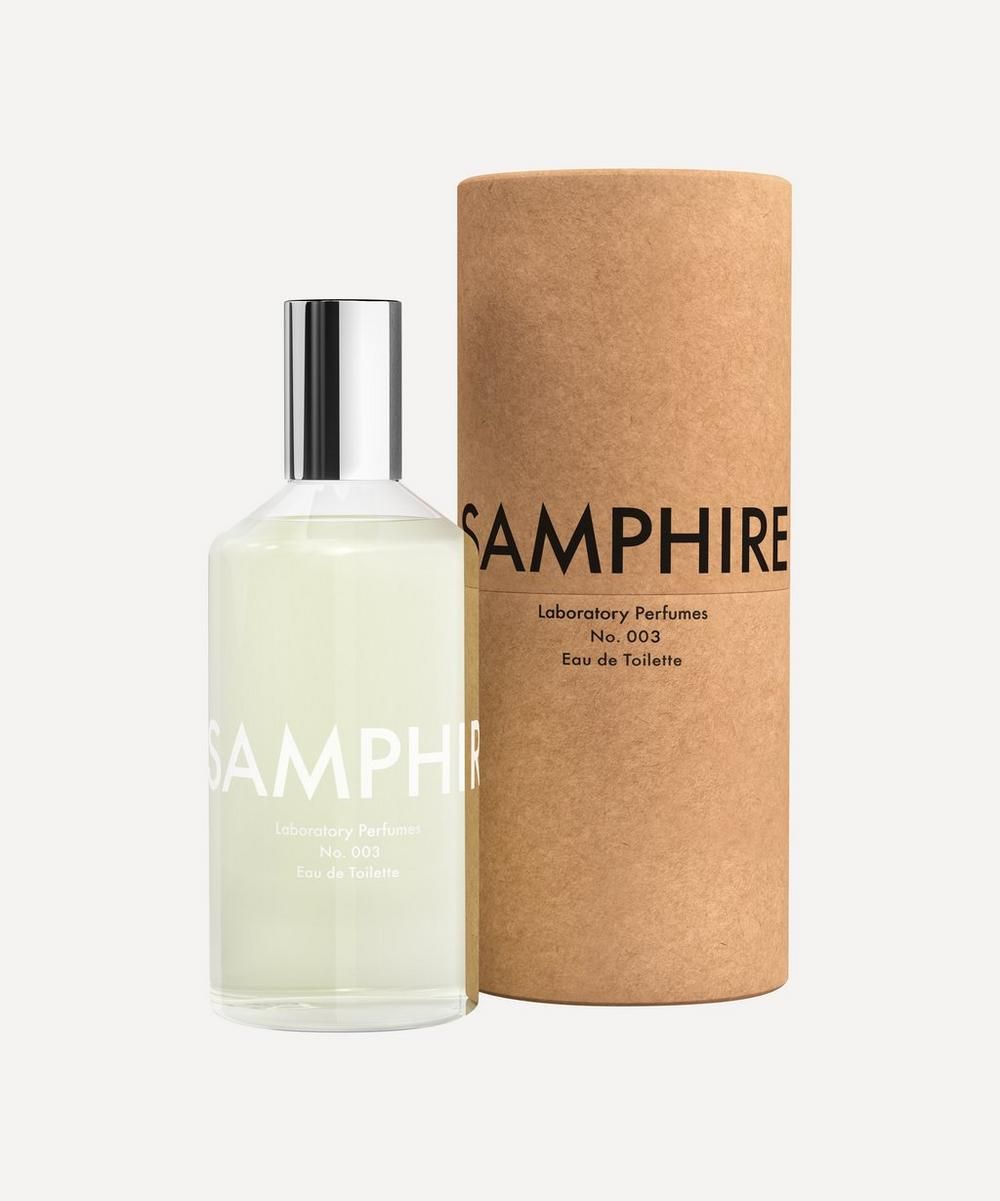Laboratory Perfumes - No. 003 Samphire Eau de Toilette 100ml