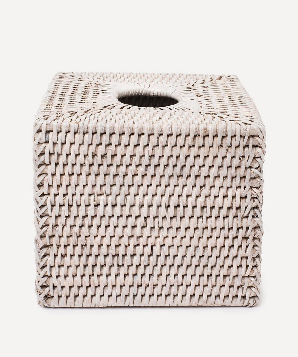 Sablon Tissue Box Cover