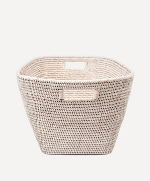 Medium Sablon Rattan Basket