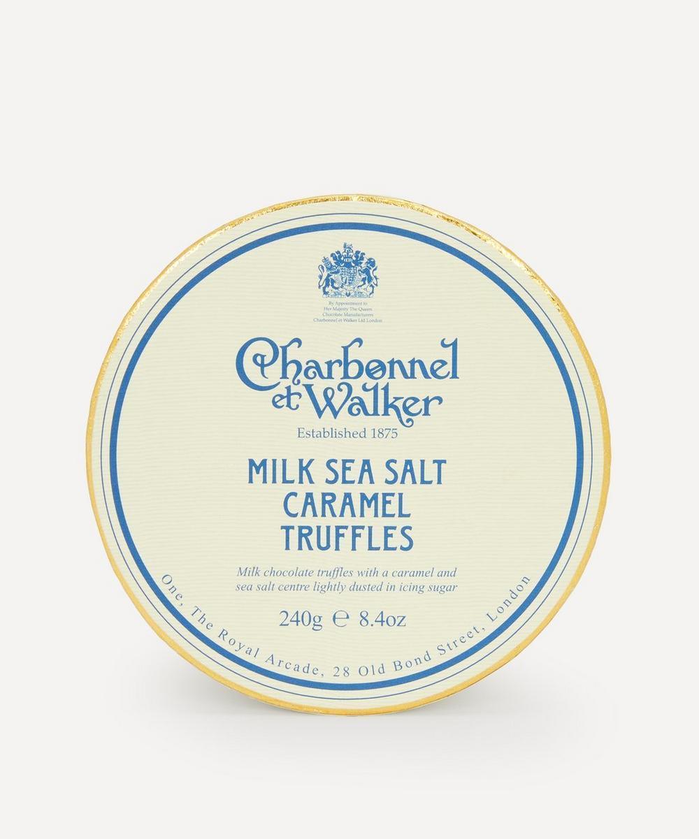 Charbonnel et Walker - Milk Sea Salt Caramel Truffles 240g
