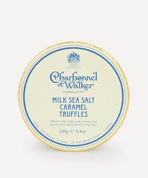 Milk Sea Salt Caramel Truffles 240g