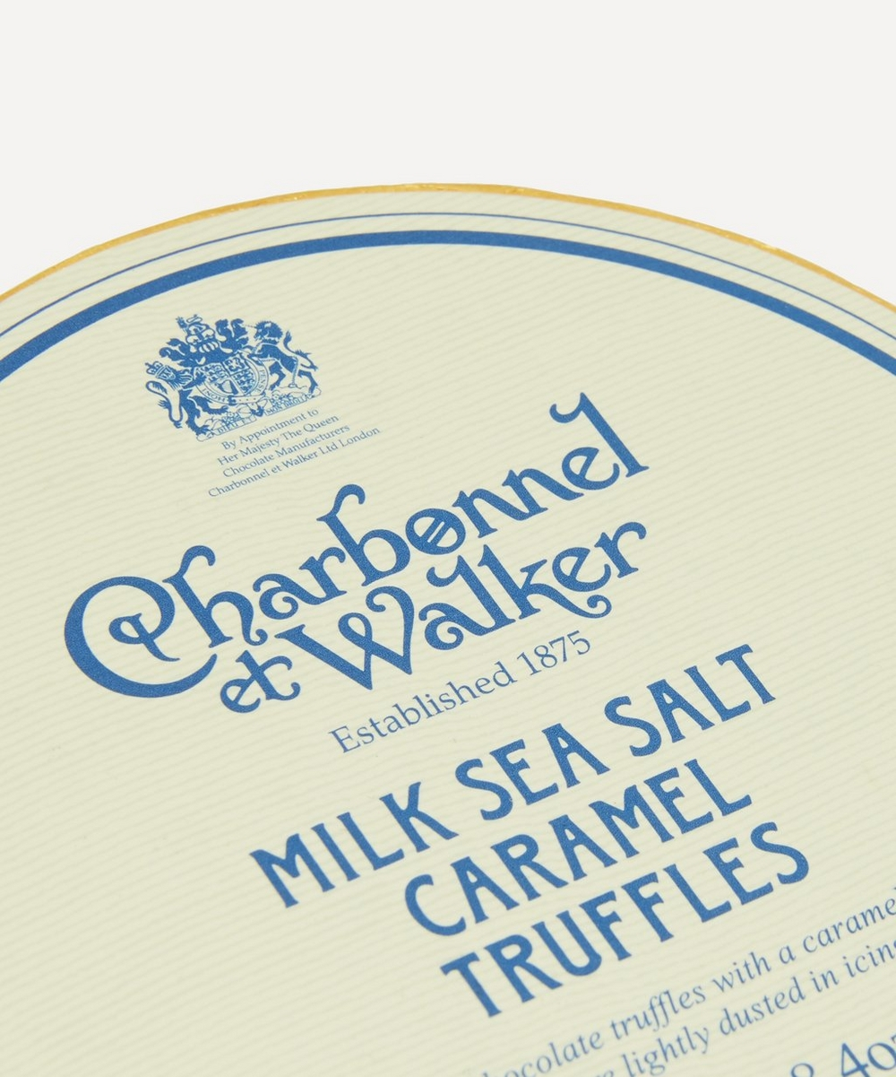 Milk Sea Salt Caramel Truffles 245g