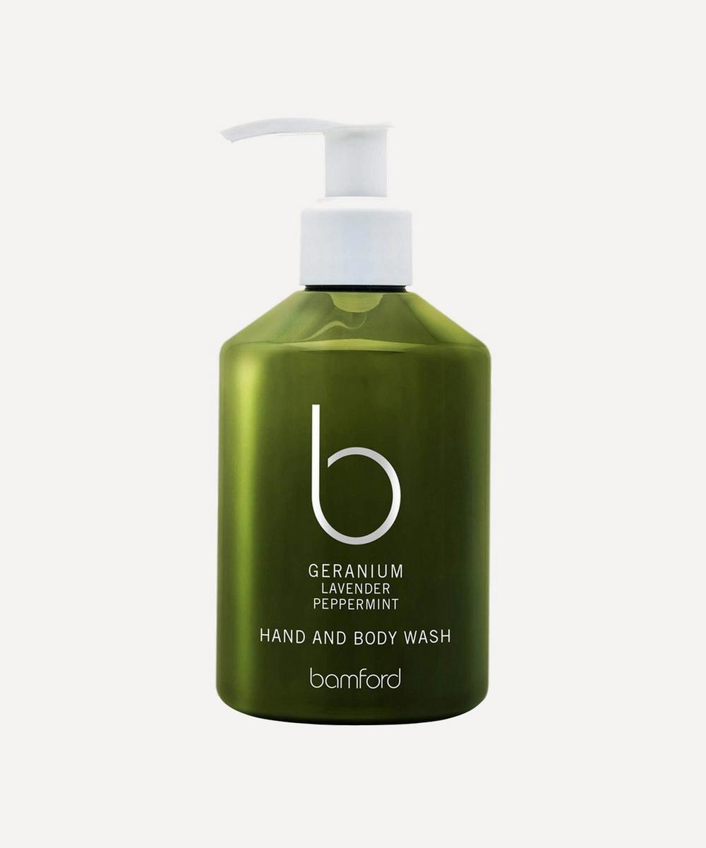 Bamford - Geranium Hand and Body Wash 250ml