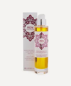 Moroccan Rose Otto Ultra-Moisture Body Oil 100ml