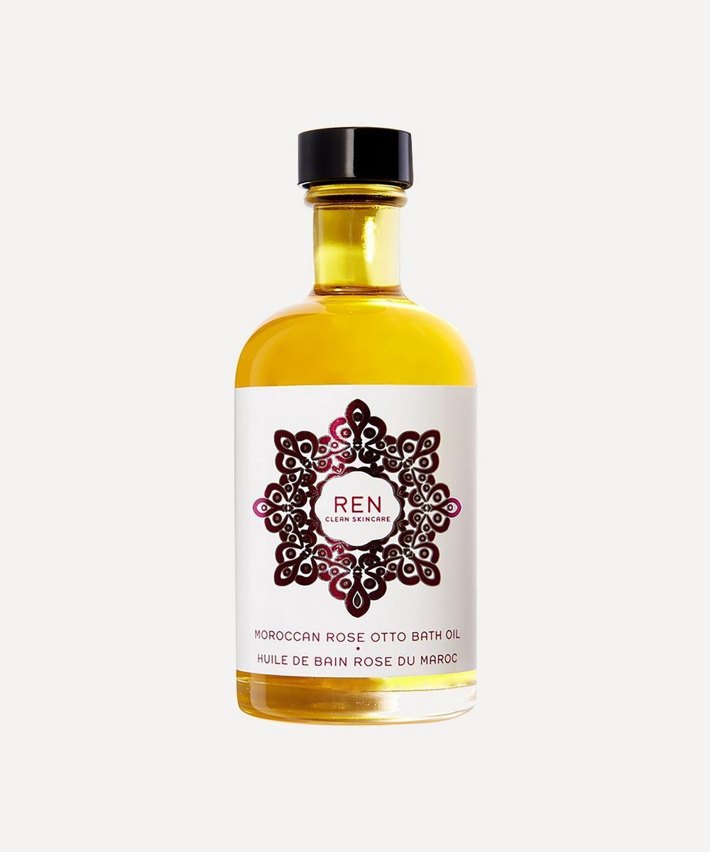 REN Clean Skincare - Moroccan Rose Otto Bath Oil 110ml