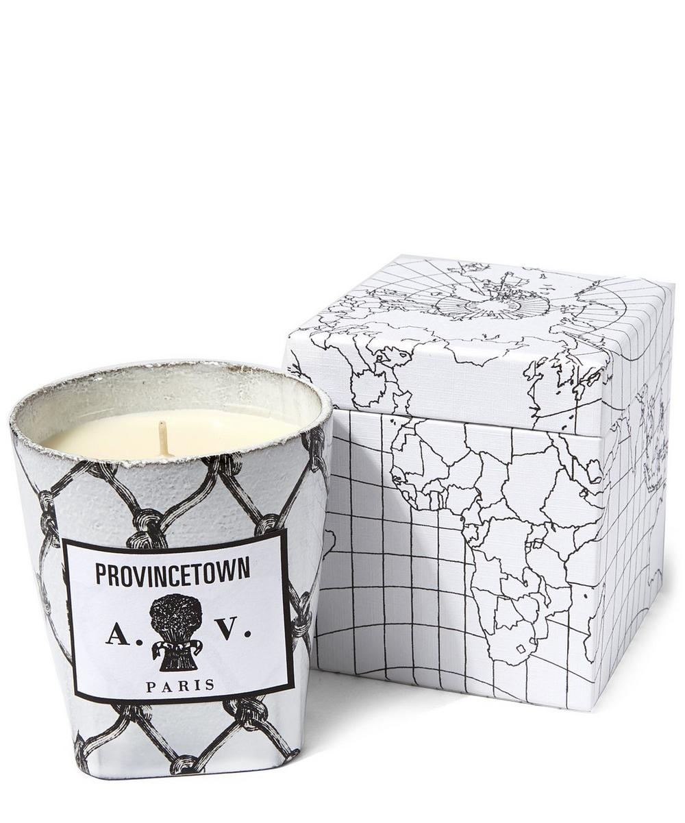 Provincetown Candle