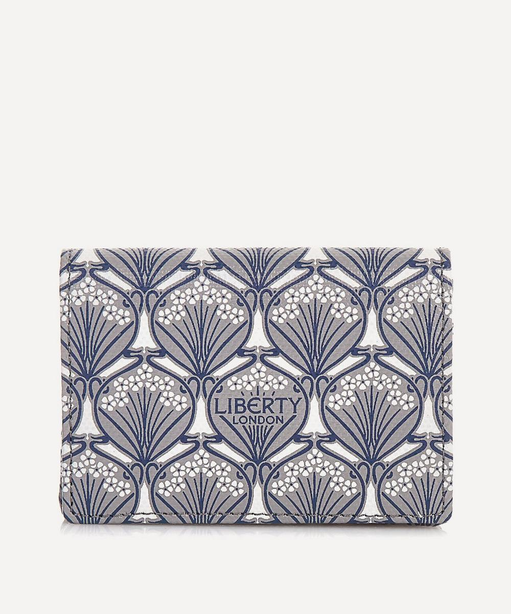 Liberty - Iphis Canvas Card Holder