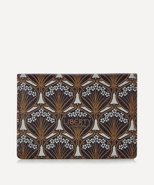 Iphis Canvas Travel Card Holder