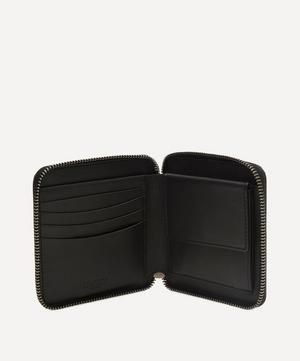 Small Zip Around Wallet in Iphis Canvas