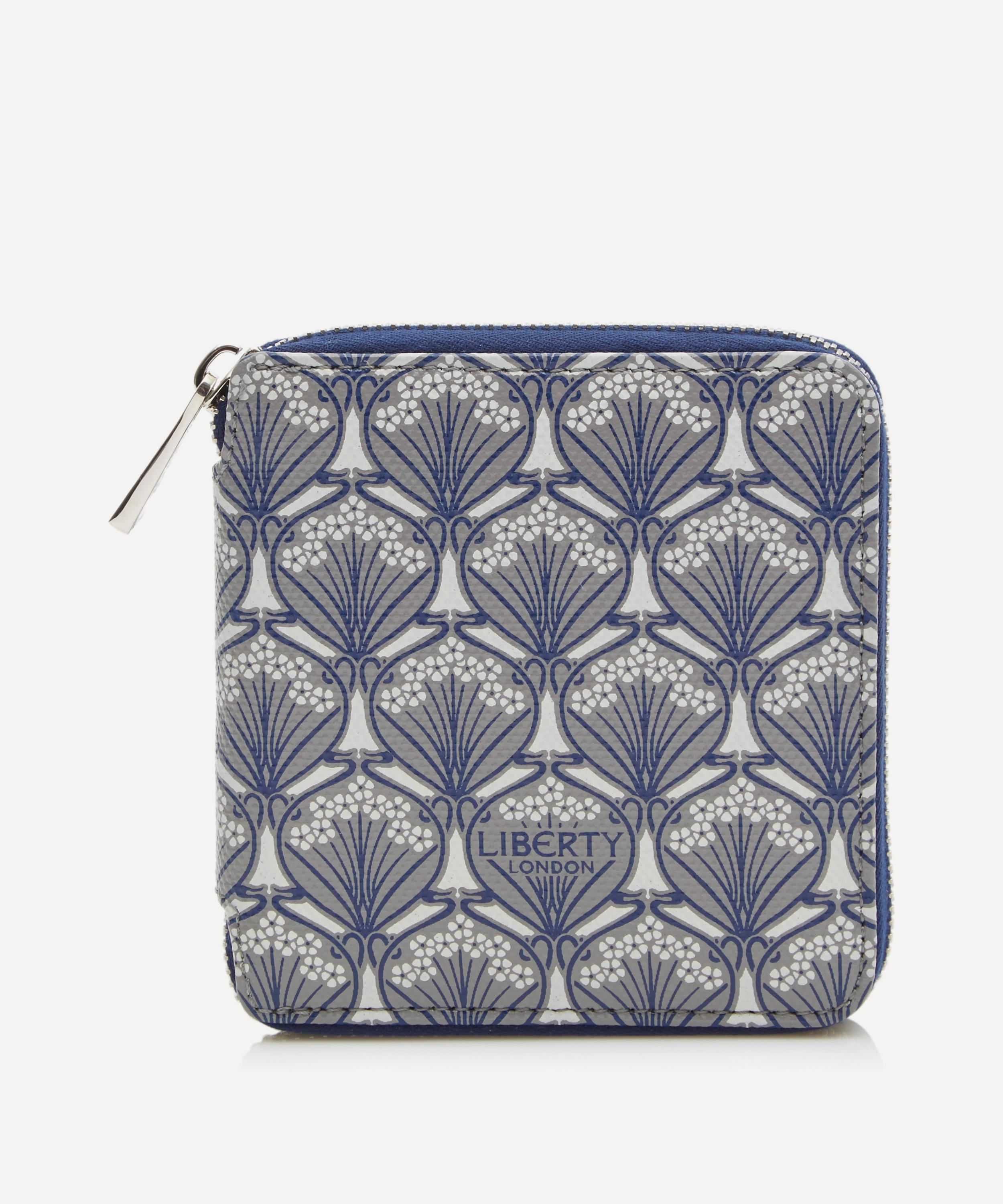 2653e1637234 Small Zip Around Wallet in Iphis Canvas