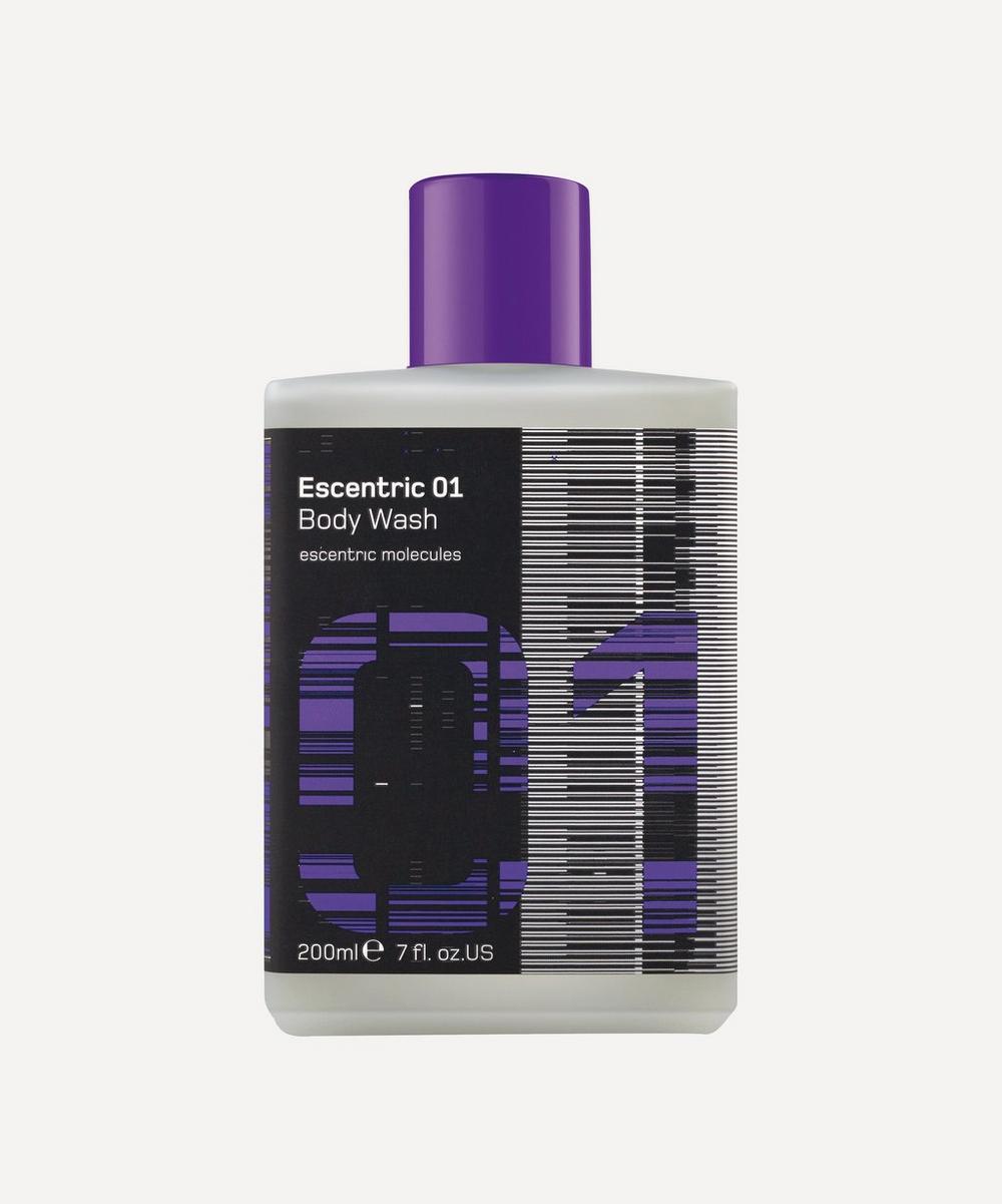 Escentric 01 Body Wash 200ml