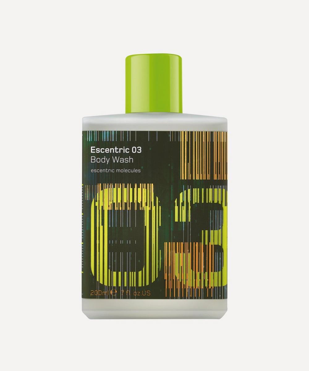 Escentric Molecules - Escentric 03 Body Wash 200ml
