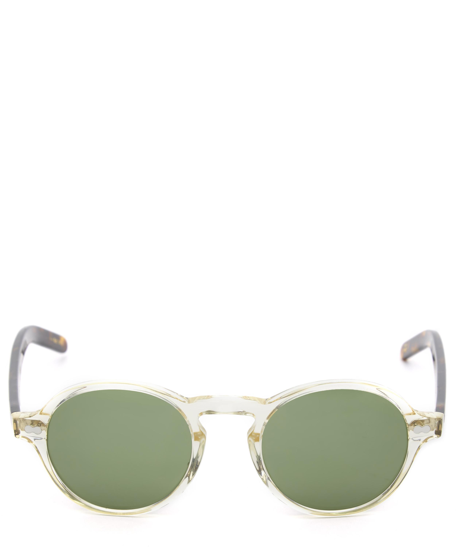 7ae16986db Glick Tortoiseshell Acetate Sunglasses