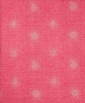 Riley Linen Union in Flamingo