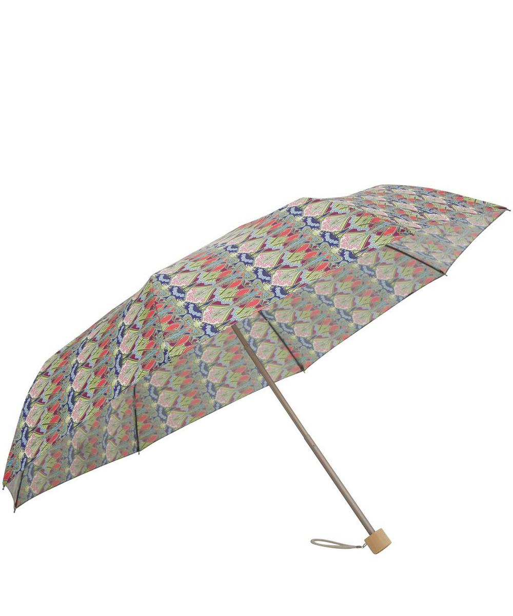 Ianthe Liberty Print Compact Umbrella