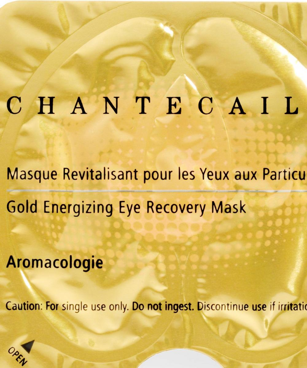 Gold Energising Eye Recovery Mask