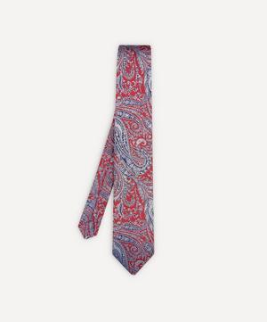 Felix Raisen Woven Silk Tie