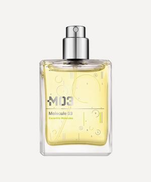 Molecule 03 Eau de Toilette 30ml with Travel Case