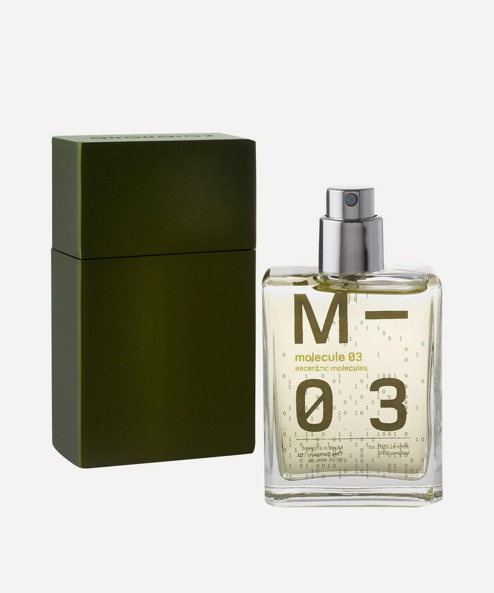 Molecule 03 Eau de Toilette 30ml with Travel Case