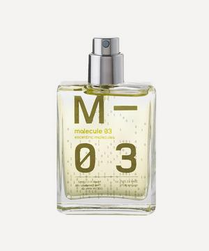 Molecule 03 Eau de Toilette 30ml Travel Size Refill