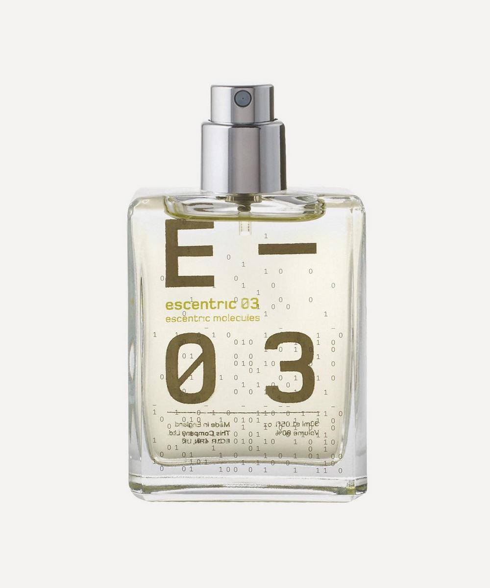 Escentric 03 Eau de Toilette 30ml Travel Size Refill