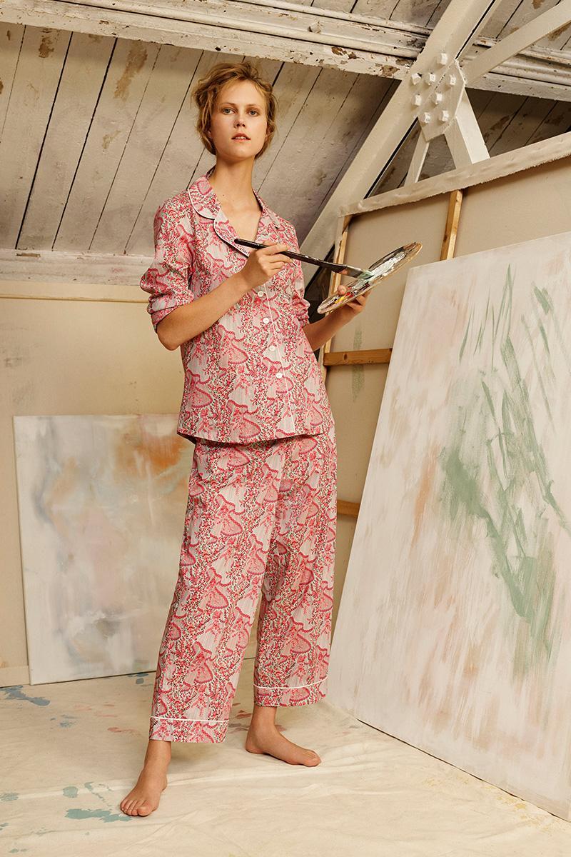 Dora Tana Lawn Cotton Pyjama Set