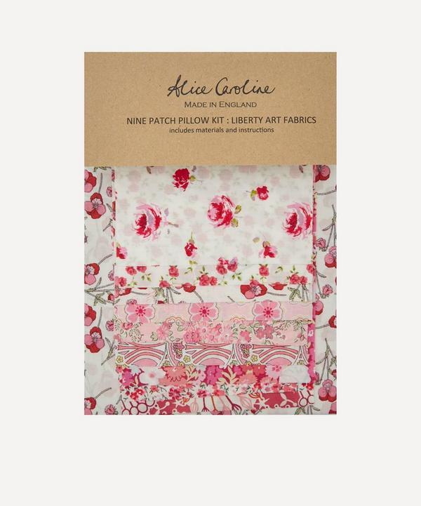 Alice Caroline - Patch Cushion Kit