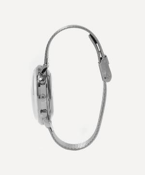 Stainless Steel Milanese Max Bill Chronoscope Watch