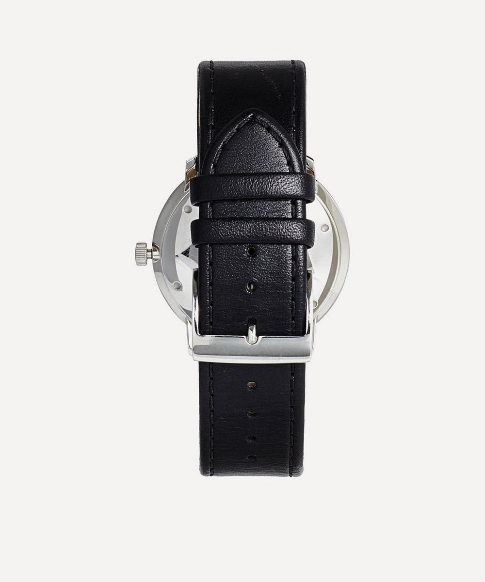 Matte Max Bill Automatic Watch