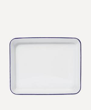 Enamel Serving Tray
