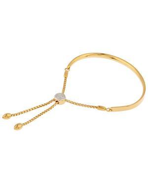 Diamond Pave Fiji Toggle Bracelet