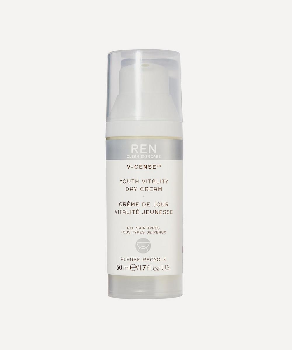 REN Clean Skincare - V-Cense Youth Vitality Day Cream 50ml
