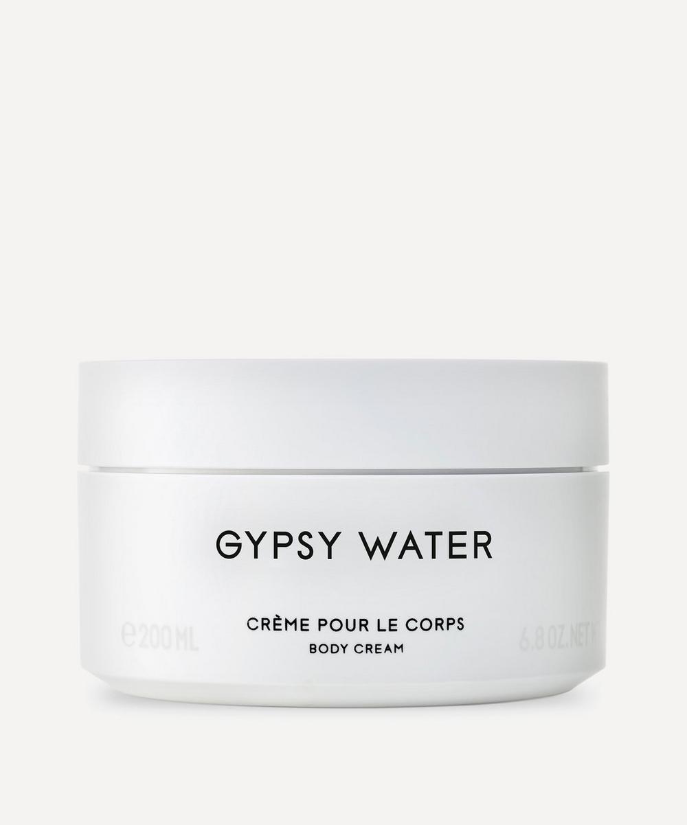 Gypsy Water Body Cream 200ml